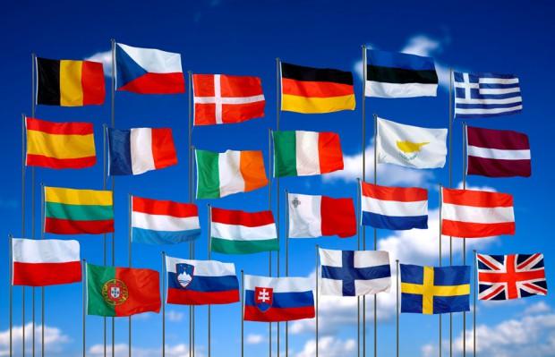 all-european-flags